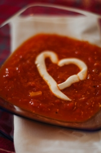Valentine's Day Soup