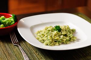 Broccoli Pesto & Bowties